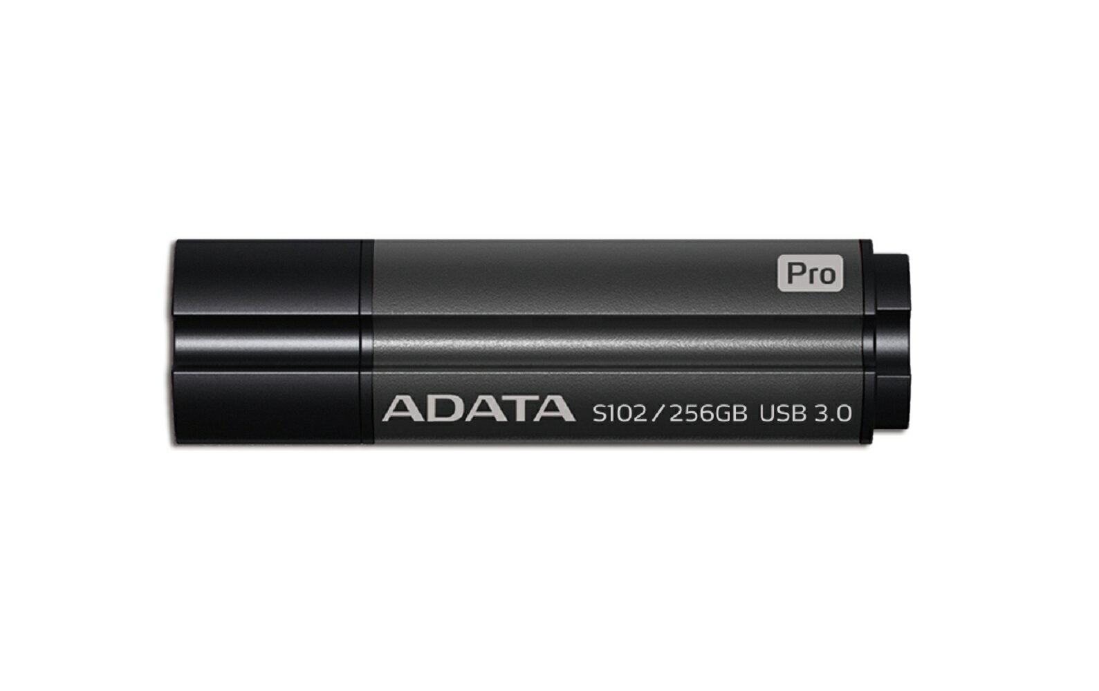 ADATA S102 Pro Advanced USB 3.0 Flash Drive 256GB Titanium Gray (AS102P-256G-RGY) 0