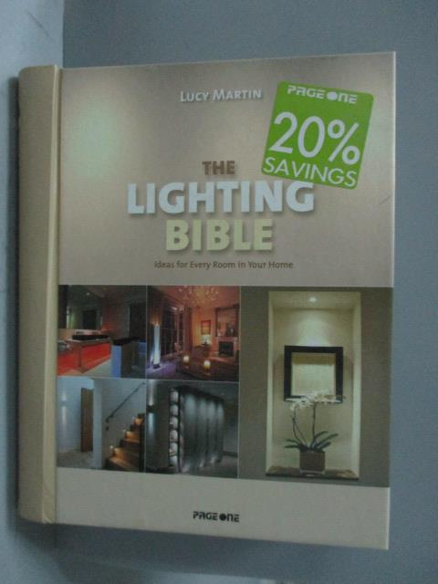 ~書寶 書T6/ _KDS~The lighting bible_Lucy Martin