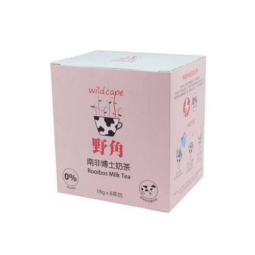★衛立兒生活館★南非國寶茶Wild Cape 野角南非博士奶茶(選用紐西蘭奶粉)【18gx8包/盒】