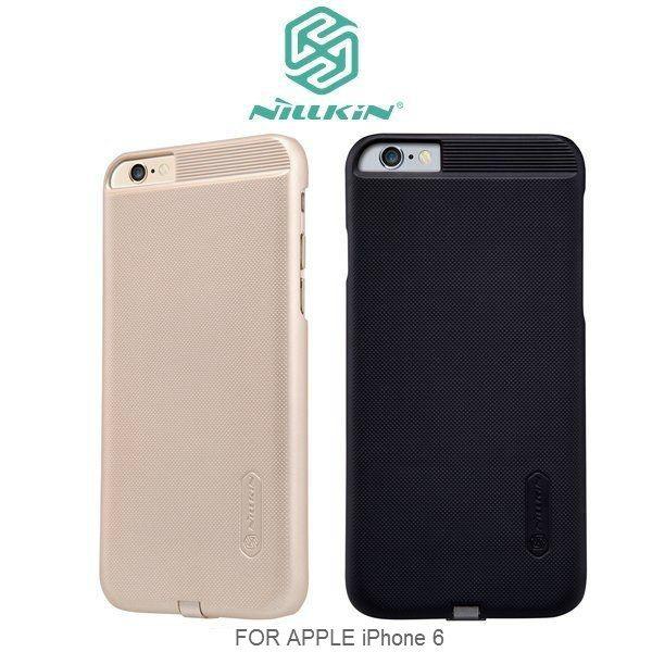 APPLE iPhone 6 / 6S 4.7吋 NILLKIN 耐爾金 Magic Case 能量盾 無線充電接收背蓋 磨砂硬殼 保護殼 手機殼 背殼