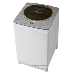 [滿3千,10%點數回饋]『TOSHIBA』☆東芝 11公斤 SDD 變頻洗衣機 AW-DME1100GG**免運費+基本安裝+舊機回收**