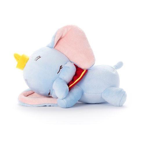 日本小飛象玩偶絨毛娃娃趴睡造型247330