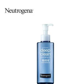 Neutrogena露得清 深層淨透卸妝油 200ml《Umeme》