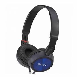 志達電子 MDR-ZX300-L 藍色 SONY 折疊式耳罩式耳機 (公司貨,保固一年)