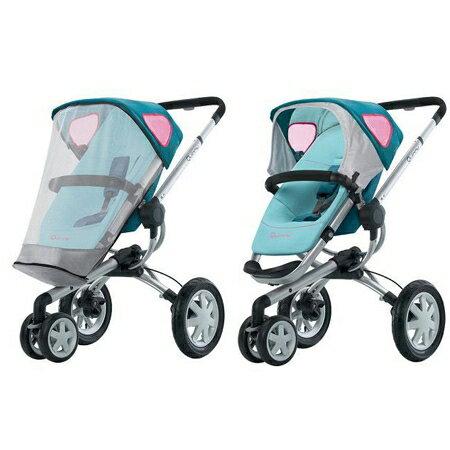 ★衛立兒生活館★Quinny buzz嬰兒手推車-專用擋風套+蚊帳