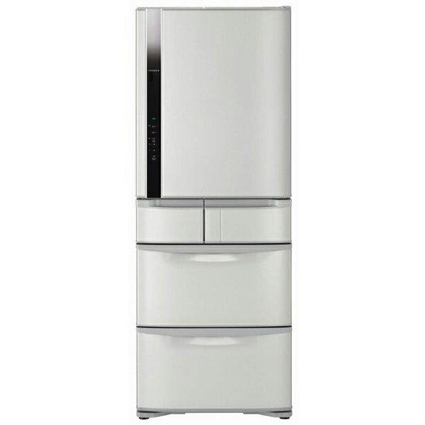 ~日立HITACHI~ 變頻477L~五門電冰箱~星燦不鏽鋼^(RS49FJ/RS49FJ