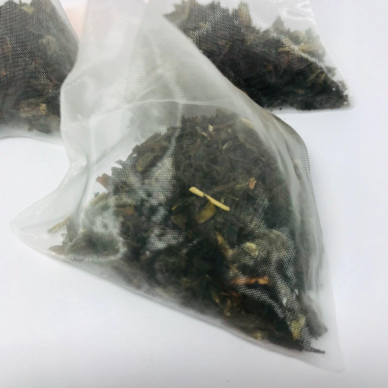 三角立體茶包 青茶/炭焙烏龍/蜜紅茶 台灣製原片茶葉〖吉普茶行〗
