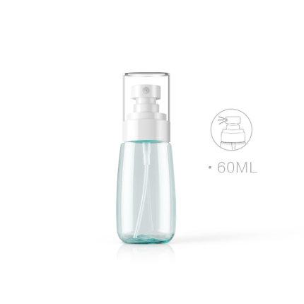 噴水壺 噴霧瓶酒精小噴壺分裝瓶84消毒液噴水壺清潔專用小空瓶子細霧補水『XY1589』