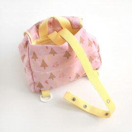 Hoppetta - 花語森林小童包 (粉紅) 2