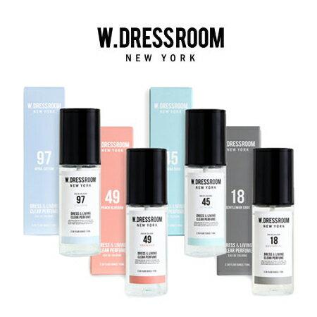 2017新包裝 韓國 W-DRESSROOM 衣物居家香氛噴霧 70ml 香氛 噴霧 居家 衣物 香味 室內香氛【N101910】