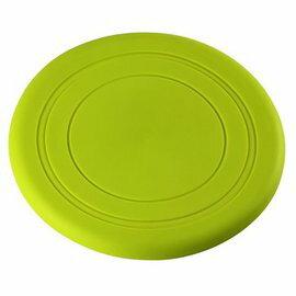 【淘氣寶寶】Scrunch 矽膠飛盤-青綠色