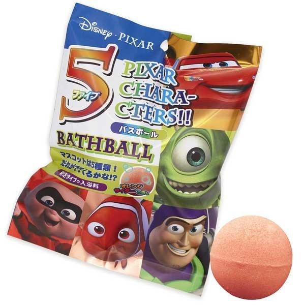 Disney Pixar 沐浴球,溫泉粉 / 沐浴球 / 入浴劑 / 泡澡球 / 洗澡球,X射線【C696551】 0