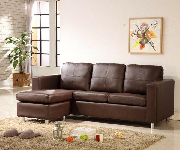 !新生活家具!現貨三天內出貨《范特西》灰色黑色布沙發皮沙發可拆洗L型沙發三人位沙發腳椅三色非H&Dikea宜家套房