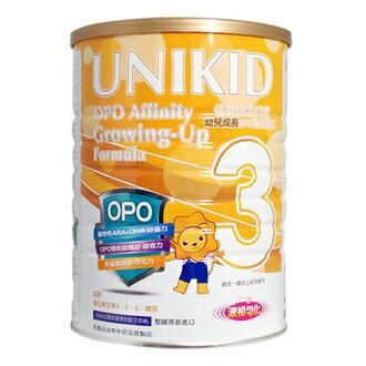 佑爾康-金貝親 幼兒成長OPO親和配方奶粉900g*12入(3號) / 贈USDA 有機寶貝護唇膏一條