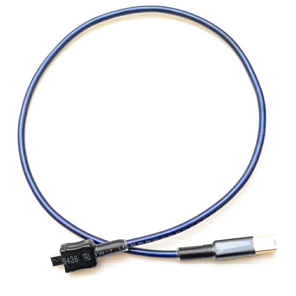 志達電子 DL028 日本鐵三角 micro USB 轉 USB B公 OTG USB DAC 專用傳輸線