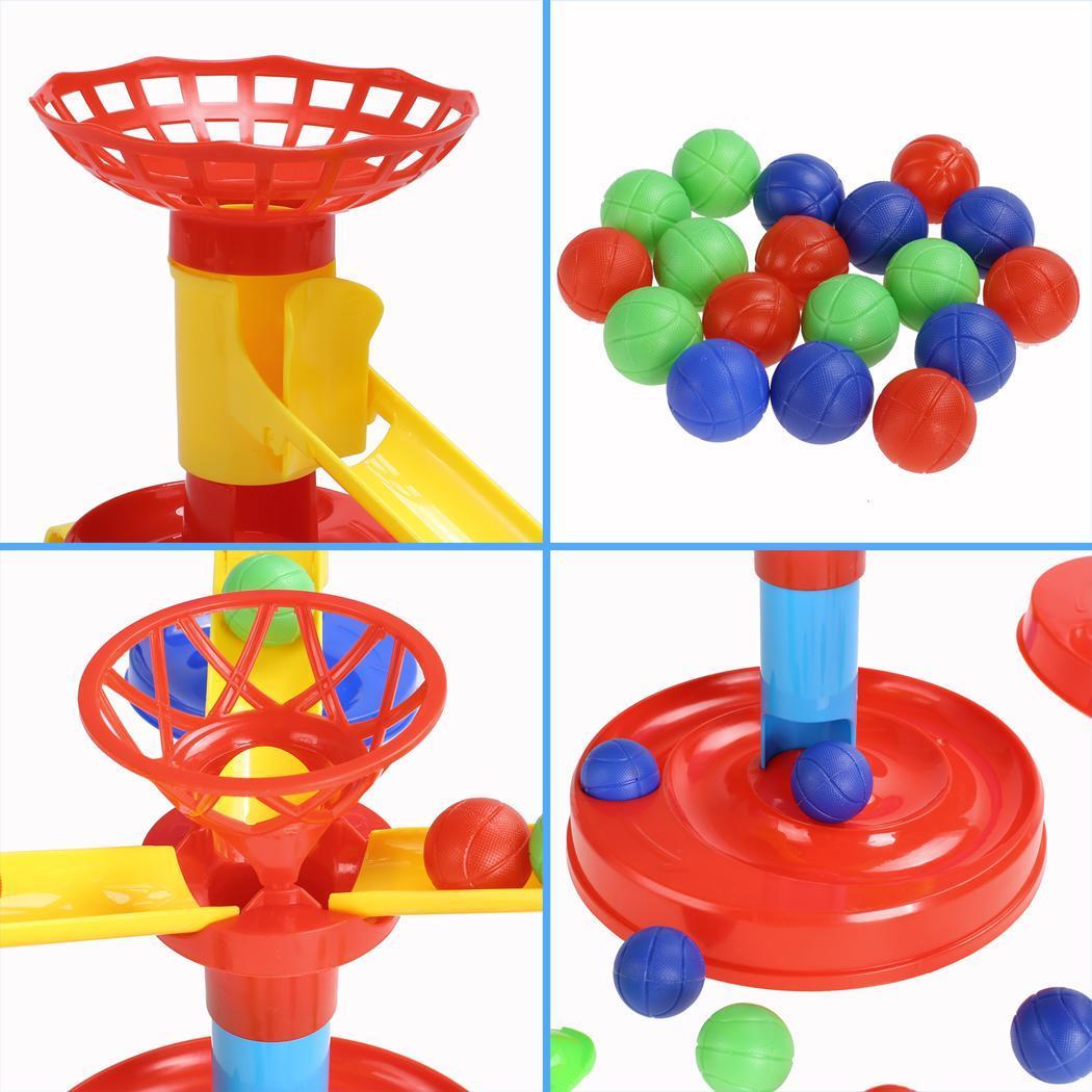 Kids Unisex DIY Educational Developmental Ball Plastic Toys Game 2