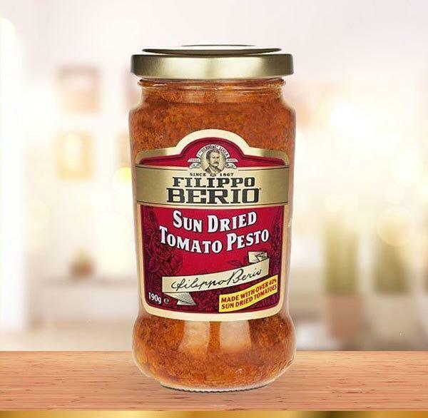 百益義大利麵醬-蕃茄醬190g