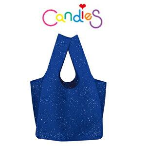 FENICE:【Candies】雙把手矽膠購物包(璀璨藍)海邊雨天最佳包款!!