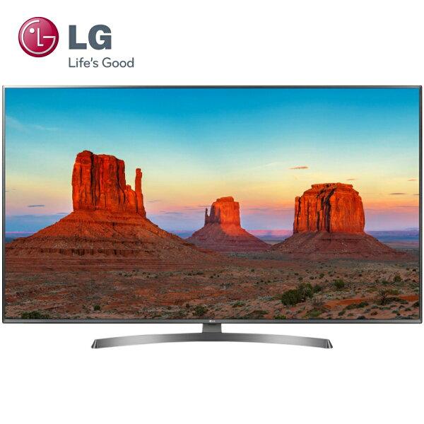 LG樂金65UK6540PWD電視65吋UHD4KIPS硬板