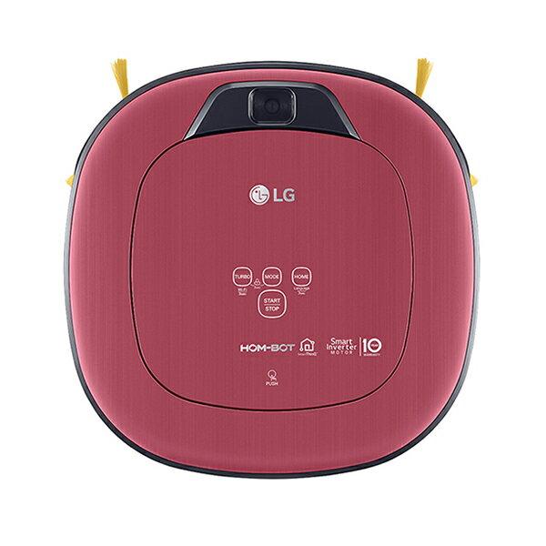LGWiFi版清潔機器人(雙鏡頭)VR66713LVM(紅)