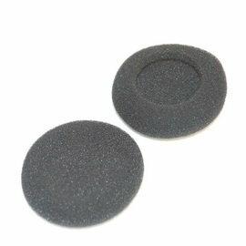志達電子 HP-55-4 5.5CM 加厚 4mm 耳掛式 耳機 棉套 海棉套 耳棉 適用於 鐵三角 AKG K420 K430