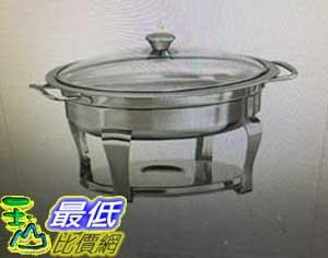 [COSCO代購 如果沒搶到鄭重道歉] Tramontina 不鏽鋼宴會餐爐含蓋 W1040526