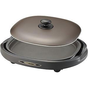 免運費象印分離式鐵板燒烤組烤肉爐電燒烤盤EA-BBF10