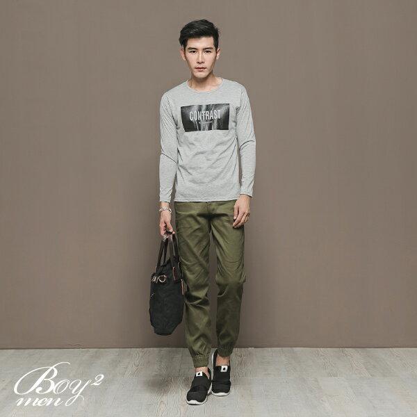 ☆BOY-2☆【NQA5054】紳士皮革手提包 3