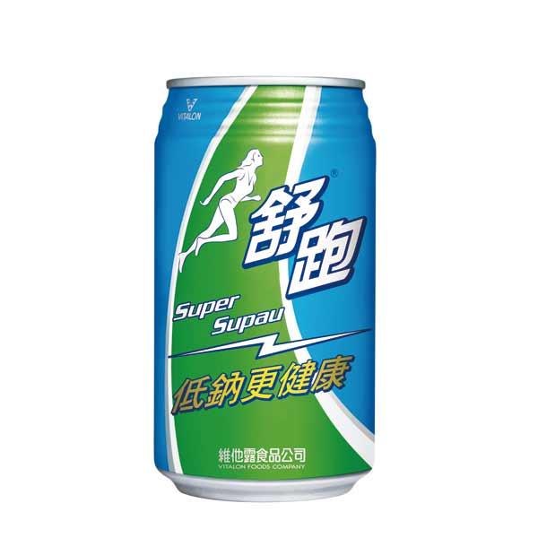 維他露 舒跑 運動飲料 易開罐 335ml (24入)/箱【康鄰超市】
