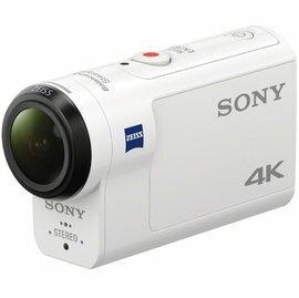 【新博攝影】Sony FDR-X3000 4K高畫質運動攝影機 (分期0利率;台灣索尼公司貨)