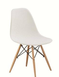 【石川家居】JF-488-16迪仕白色餐椅(單只)(不含其他商品)台北到高雄搭配車趟免運