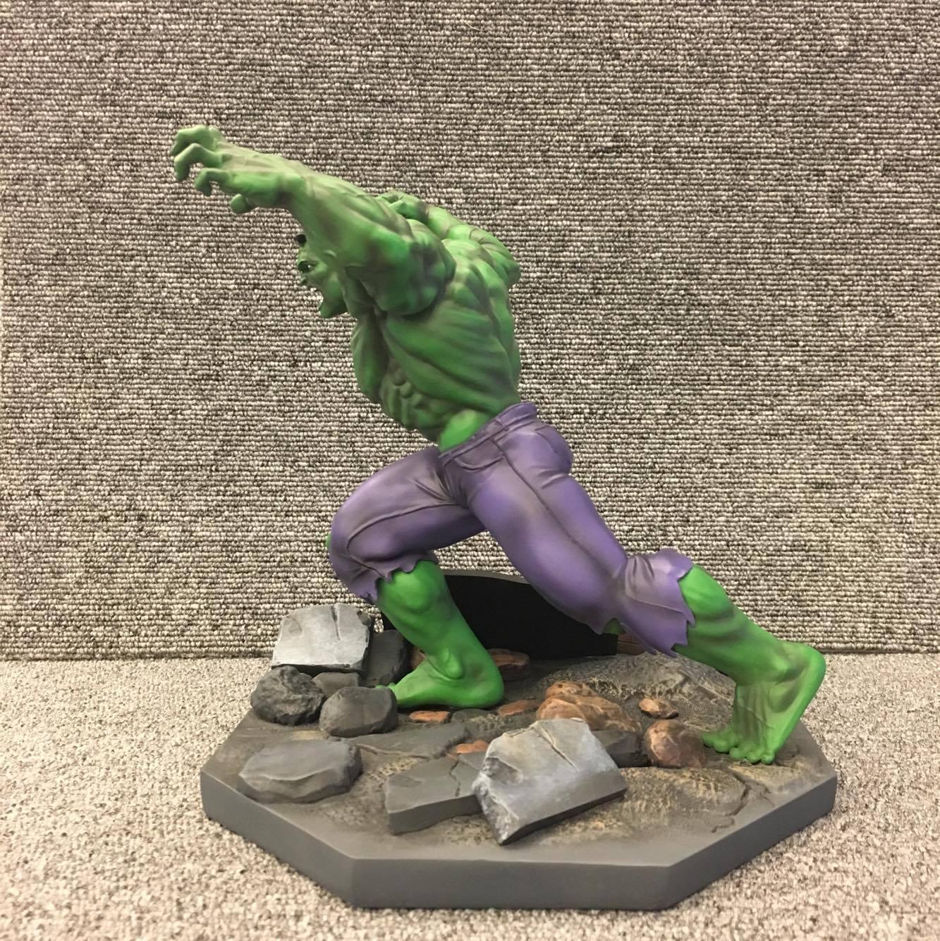 BEETLE 全新 BAIT x MARVEL HULK 綠巨人浩克 復仇者聯盟 公仔 玩偶 聖誕禮物 2