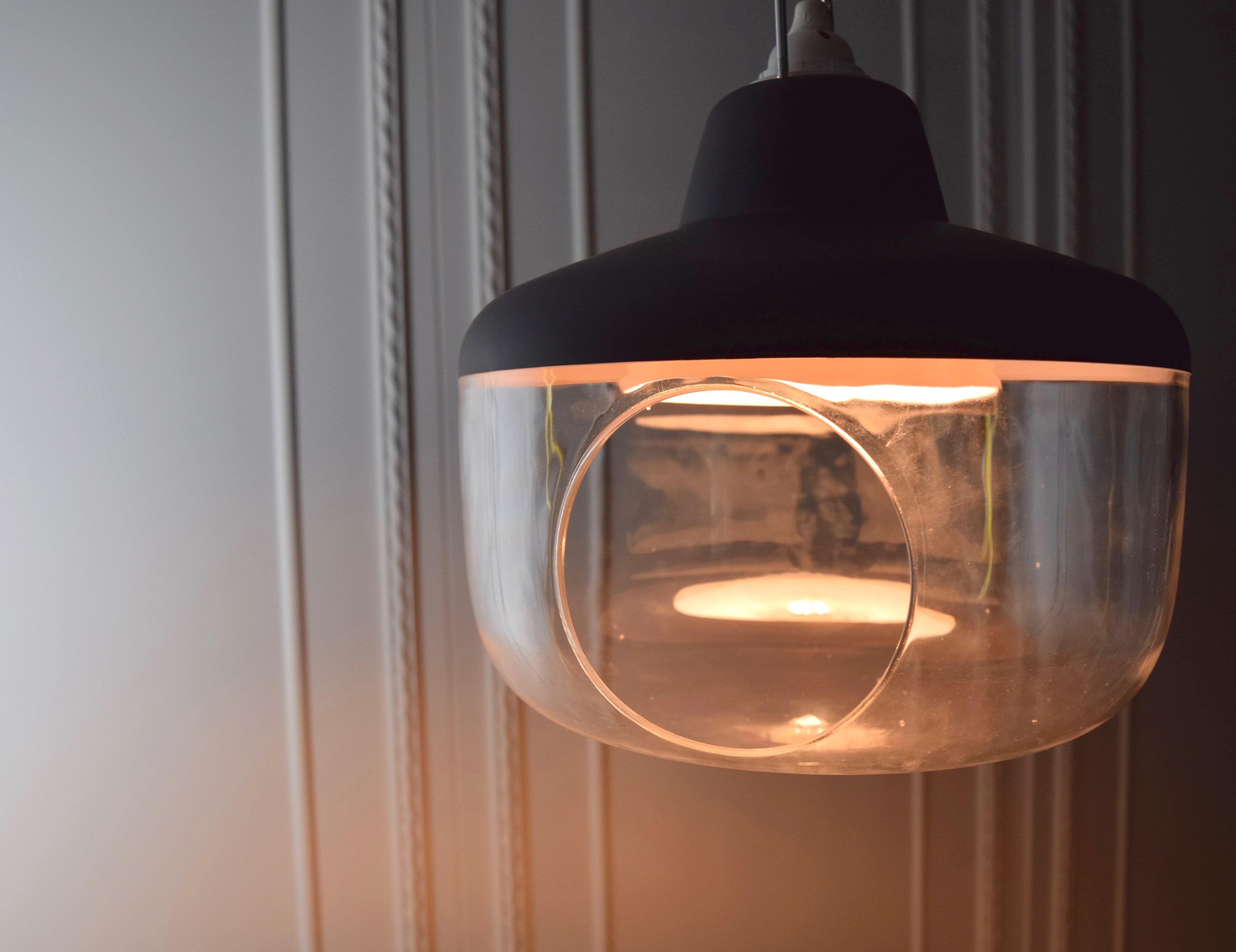 黑色珍寶吊燈-BNL00121 2