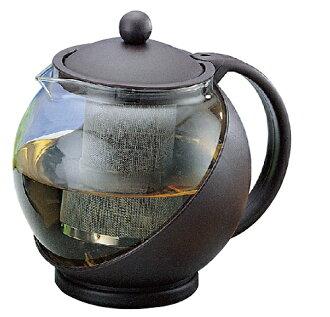 POLYWISE BI-5401 大泡茶壺玻璃(1250CC)