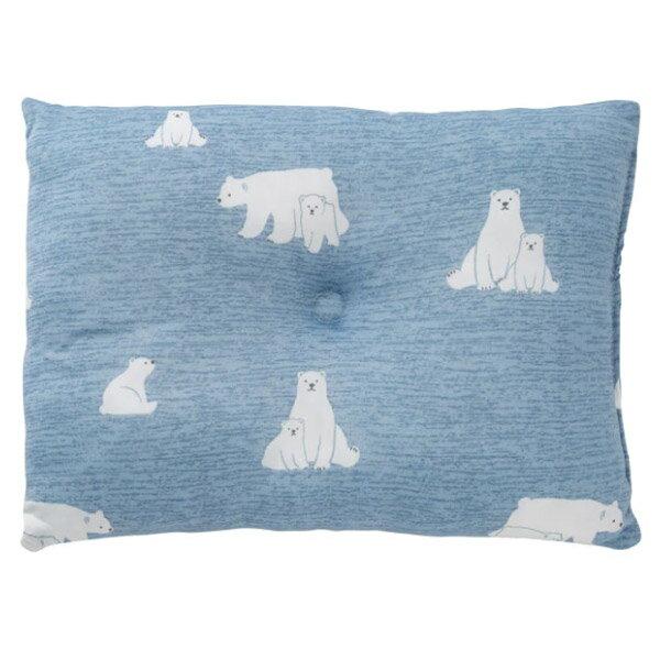 接觸涼感 孩童用枕頭 POLARBEAR Q 19 NITORI宜得利家居 2