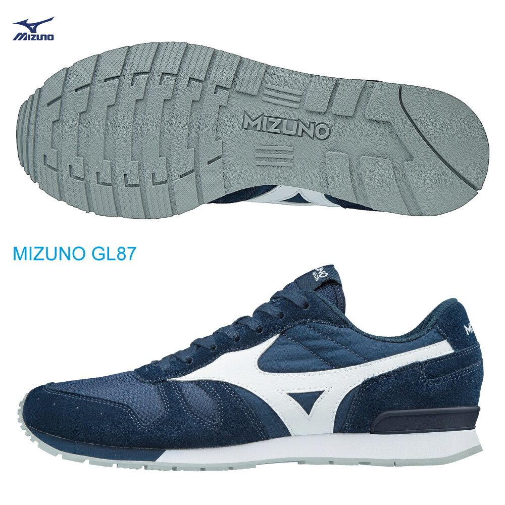 D1GA180014  MIZUNO 1906 GL87 休閒款慢跑鞋 【美津濃MIZUNO】 - 限時優惠好康折扣
