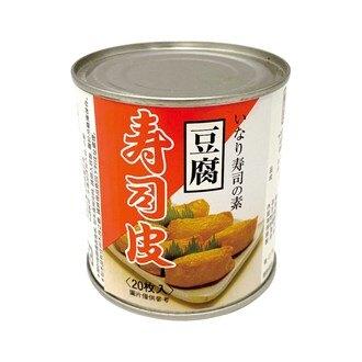 日本BORCAL博客露豆腐壽司皮罐頭(315g)