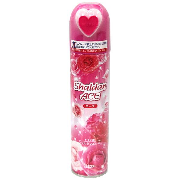 S.Tshaldan除臭芳香噴霧-香甜玫瑰香230ml罐