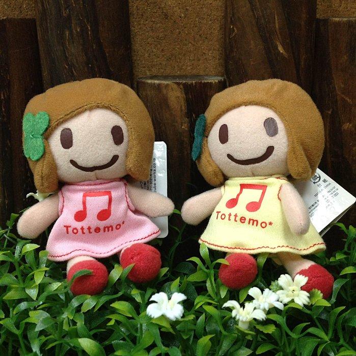=優生活=日本原裝 音樂可愛小女孩娃娃 吊飾 歡迎大量購買另有優惠