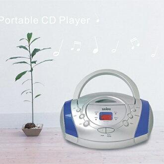 【SAMPO 聲寶】 (CD/AM/FM)手提音響AK-W710L HI/FI立體聲《刷卡分期+免運》