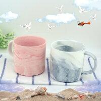 婚禮小物推薦到★堯峰陶瓷★歐風唯美 質感大理石紋直口杯   陶瓷咖啡杯 | 茶杯水杯 | 情侶對杯