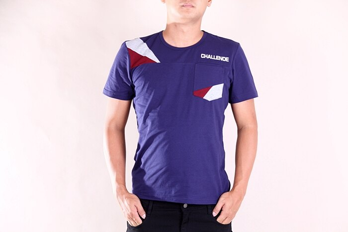 【CS衣舖 】韓系 合身版 萊卡彈力 短袖T恤 3107 4