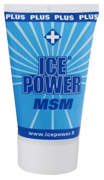 【7號公園自行車】ICE POWER艾寶 MSM 極酷凝膠