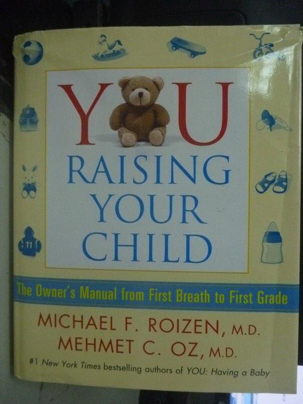 ~書寶 書T8/親子_PJF~You: Raising Your Child