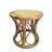 【MSL】內嵌式低鼓藤椅 2