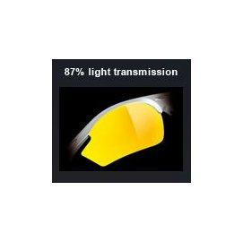 『凹凸眼鏡』義大利 Rudy Project備片系列 -Yellow黃色(夜視專用)鏡片(雙片一組)~六期零利率