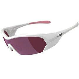 【凹凸眼鏡】ADHOC-DREAMER-GC(玫瑰紅色)運動太陽眼鏡~ 專為女性及小臉窄頭型設計~六期零利率
