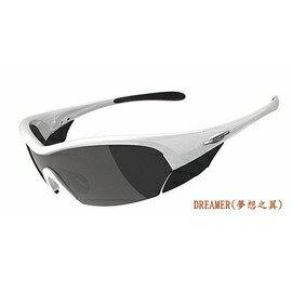 【凹凸眼鏡】ADHOC-DREAMER-PZ 偏光運動太陽眼鏡~ 專為女性及小臉窄頭型設計~六期零利率