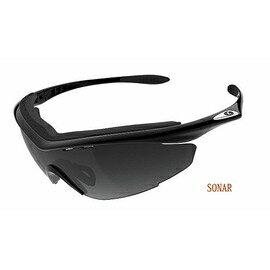 【凹凸眼鏡】ADHOC-SONAR運動太陽眼鏡加贈夜視鏡片(黃片)~~六期零利率~