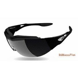 【凹凸眼鏡】ADHOC-DARKness-plus風鏡型運動太陽眼鏡~六期零利率~